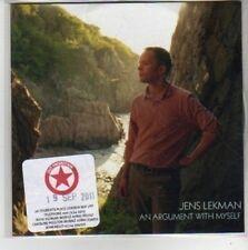 (CH702) Jens Lekman, An Argument With Myself - 2011 DJ CD