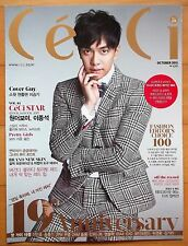 Lee Seung Ki Gi/16pages- Magazine Clippings/Ceci korea/October 2013-1