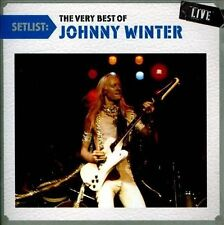 Setlist: The Very Best of Johnny Winter Live - CD