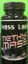 MASS LABS METHYL MASS (ALPHA-1, DMZ, MSTEN, TREN) 60ct -- **FREE SHIPPING**