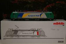 Märklin H0 36830 Elektrolok BR 185 542-8 RAIL4CHEM European Bulls  Neu/OVP B47