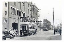 a0168 - Birmingham Tram no 616 , Last Tram - photograph