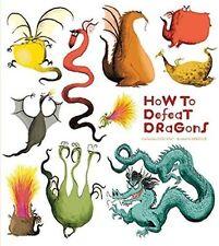 Cómo vencer a dragones por Catherine Leblanc, Roland Carrascal (tapa Dura, 2014)