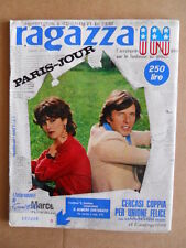 RAGAZZA IN Fotoromanzo  n°1 1979 Renato Zero Loretta Goggi - Katiuscia  [G596]