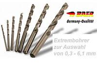Original Spiralbohrer Extrem Bohrer Edelstahlbohrer Metallbohrer BAER-Germany