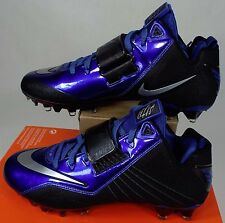 "RARE SAMPLE 9 NIKE ""CJ Elite 2 TD"" Calvin Johnson Football Cleats 643195-015"