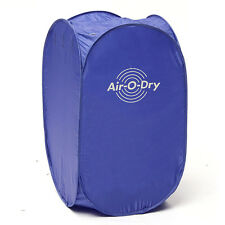 Brand-New-Air-O-Dry-mini-Portable-Electric-Clothes-Dryer-Bag-Blue 800W  Br