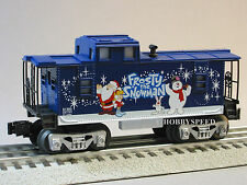LIONEL FROSTY THE SNOWMAN CABOOSE o gauge christmas holiday santa 6-81284 C NEW