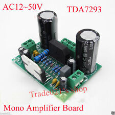 TDA7293 85W 100W Mono Audio Amplifier Board ± AC12~50V Update vision TDA7294