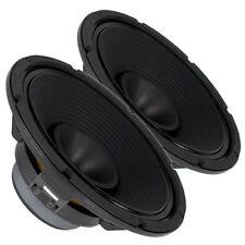 "Pair Beyma 12GA50 12"" 102dB Full Range Monitor, Organ, Bass Guitar Speaker 8ohm"