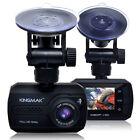 Novatek96220 Full HD 1080P Car Dash Cam DVR Crash Camera Video Recorder G-sensor