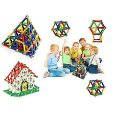 103pcs Magnetic Building Blocks Sticks Construction Fancy Toy Kids Children Gift