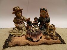Boyds:Yesterday's Child: Childhood Memories Tea Party