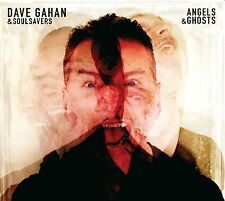 DAVE GAHAN & SOULSAVERS ANGELS & GHOSTS LP VINYL ALBUM (2015)