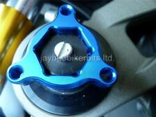 HORQUILLA PRE AJUSTADORES AZUL 14MM Yamaha YZF R1 R6 XJR1300SP XT1200