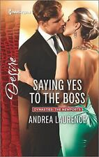 Saying Yes to the Boss (Dynasties: The Newports)