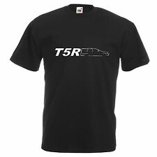 Volvo 850 T5 T5R estate mens T Shirt retro wagon Dad gift cool clothing Car