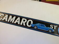 CAMARO STREET 1967-69 PARKING TIN SIGN HOME DECOR,GARAGE OLD VINTAGE HOT ROD