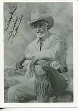 GUY MADISON THE ADVENTURES OF WILD BILL HICKOK TV ACTOR SIGNED PHOTO AUTOGRAPH
