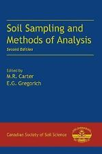 Soil Sampling and Methods of Analysis, Second Edition, , Acceptable Book