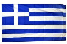 greece 5 x 3 house flag greek euope Athens