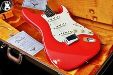 ✯ cunetto ✯ FENDER USA Custom Shop 1960's RELIC Strat ✯ FIESTA ROSSO ✯ ✯ 1997 John Cruz ✯