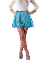 BLUE Tutu PAVONE Farfalla Insetto Fairy Princess Angel adulto FANCY DRESS