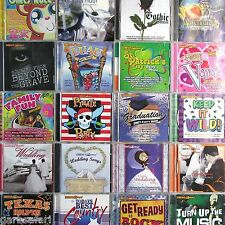 Drews Famous 23 Cd Dvd Lot Themed Party +Huge Bonus Hit Crew Multi Occasions