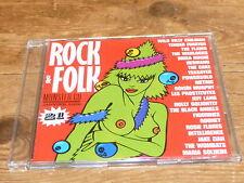 ROCK & FOLK - MONSTER CD 24 !!!RARE CD !!!!!FRANCE!!!!!!