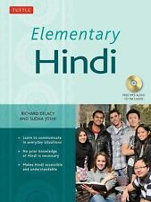 Elementary Hindi by Richard Delacy and Sudha Joshi (2014, Paperback)