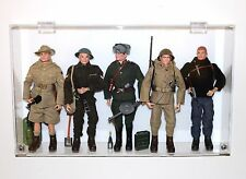 Collectors Showcase - Premium Display Case for Sideshow Collectible G.I. Joes