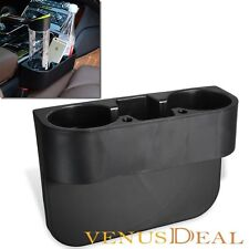 Vehicle Car Food Drink Bottle Cup Cell Phone Pen Rack Holder Mount Stand Storage
