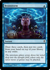 MTG BRAINSTORM FOIL - TEMPESTA CEREBRALE - CNS - MAGIC