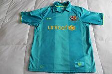 FCB BARCELONA UNICEF Camp Nou 1957-2007 Football / Soccer JERSEY ** Nike M L@@K