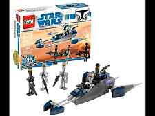 NEW SEALED LEGO 8015 ASSASSIN DROIDS BATTLE PACK RARE XLNT