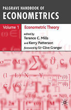 Palgrave Handbook of Econometrics Volume 1: Econometric Theory: Econometric Theo
