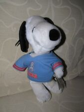 RARE Collectable Vintage Plush Snoopy Figure In US Football Outfit - EXC COND !!