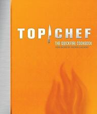 Top Chef: The Quickfire Cookbook-ExLibrary