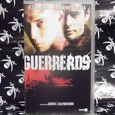 GUERREROS (Daniel Calparsoro) VHS . Eloy Azorín, Eduardo Noriega, Rubén Ochandia
