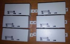 Twenty Five (25) Ubiquiti Networks power spliters for POE system