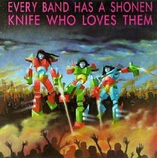 Various Artists - Shonen Knife Tribute - L7 Red Kross White Flag Sonic Youth NEW