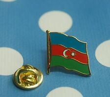 Aserbaidschan Pin Anstecker Flaggenpin Button Pins