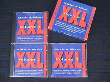 3cd-box maxis & mixages xxl volume 2/37 Maxi-versions sur 3 CD 's neuve