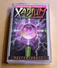 Commodore 16 / C16 / Plus4 Spiel - Xadium - Kassette - Datassette