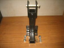 """Heavy Duty 3 point Draw Bar Trailer Hitch with/welded on 3/8"""" Grabhook"""