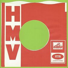 HMV (wavy top)  REPRODUCTION RECORD COMPANY SLEEVES - (pack of 10)
