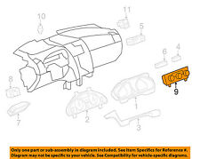 GM OEM-Dash Control Unit 25932038