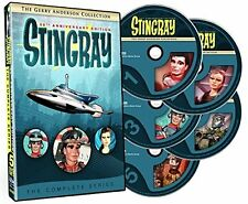 Stingray Complete TV Show Series DVD Set Collection Episode Drama Gerry Anderson