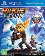 Ratchet & Clank (PS4, 2016) Russian,English version