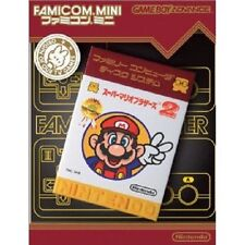 Nintendo GBA Super Mario Bros. 2 Japan Gameboy Advance Famicom mini Japan F/S